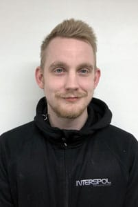 Fredrik Enqvist - Interspol System AB